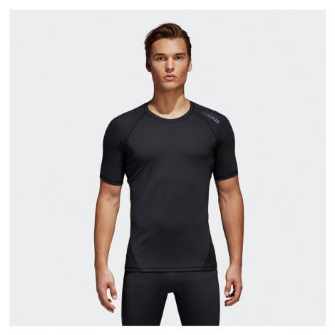 Adidas Alphaskin Sport Tee Black (CF7235)