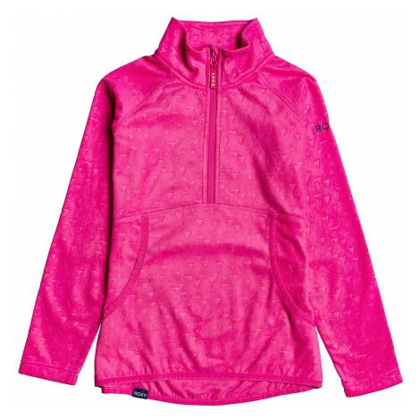 bluza Roxy Cascade - MML2/Beetroot Pink Risingpeak Embos