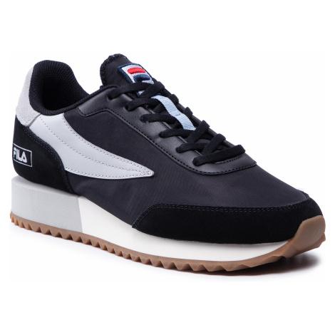 Sneakersy FILA - Retronique 1011265.17D Black/Gray Violet