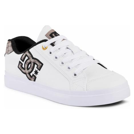 Sneakersy DC - Chelsea Plus Se Sn ADJS300235 White/Tan(Wt0)
