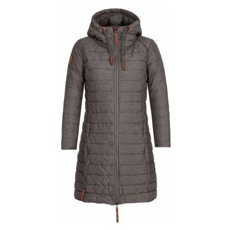 Naketano Płaszcz zimowy khaki