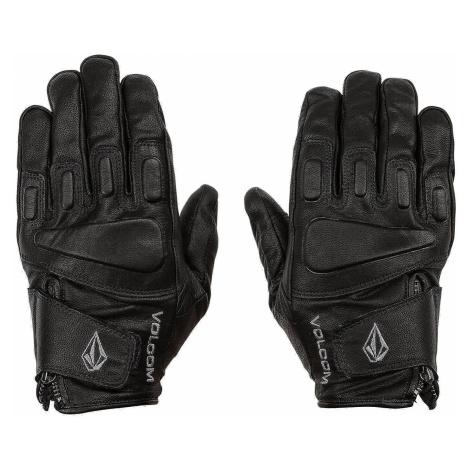 rękawiczki Volcom Crail Leather - Black