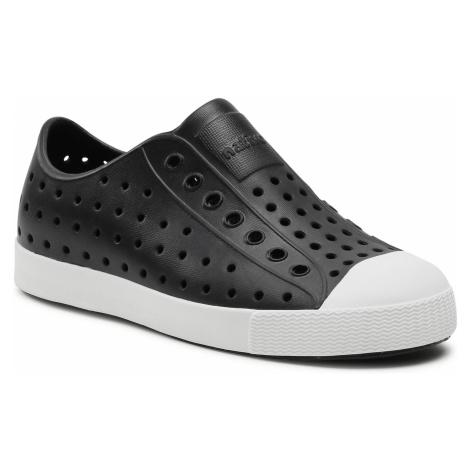 Trampki NATIVE - Jefferson 12100100-1105 Jiffy Black/Shell White Native Shoes