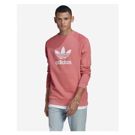 adidas Originals Trefoil Warm-Up Crew Bluza Różowy