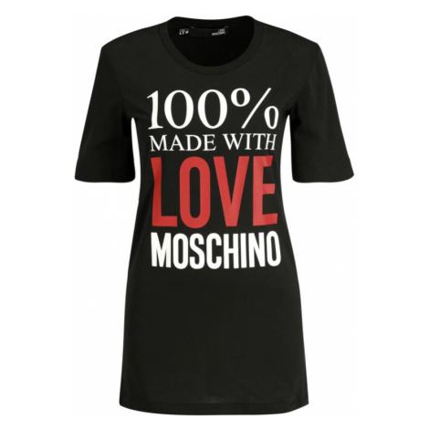 Sukienka codzienna LOVE MOSCHINO