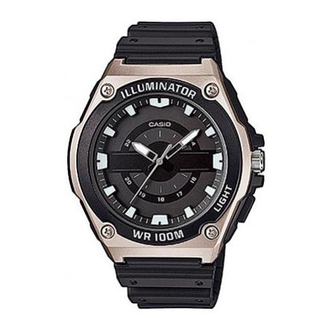 Zegarek CASIO - MWC-100H-1AVEF Black/Silver