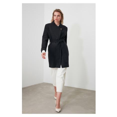 Płaszcz damski Trendyol Belted