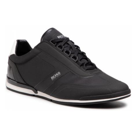 Boss Sneakersy Saturn 50452024 10235008 01 Czarny Hugo Boss