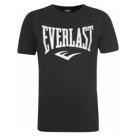 Everlast Geo Print T Shirt Mens