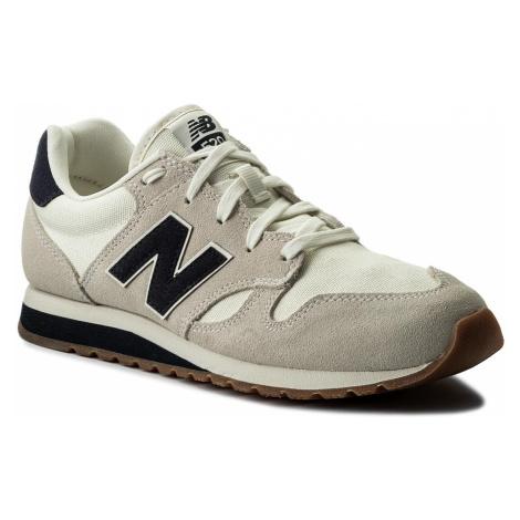 Sneakersy NEW BALANCE - U520CC Beżowy