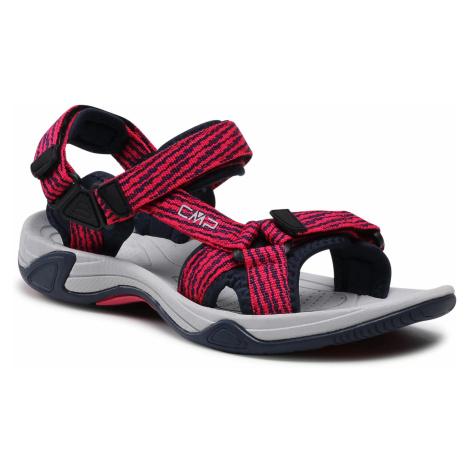 Sandały CMP - Kids Hamal Hiking Sandal 38Q9954J Fragola/Antracite 32CG