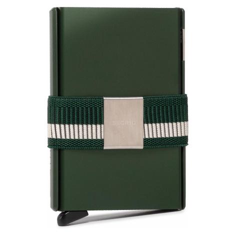 Mały Portfel Męski SECRID - Cardslide CS Green