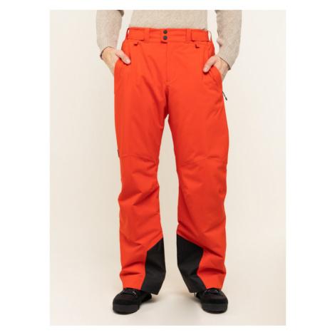 Peak Performance Spodnie narciarskie Maroon G54075151 Czerwony Regular Fit