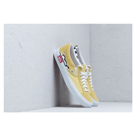 Vans Vault Slip-On CAP (Checkerboardard) Endive/ Tru