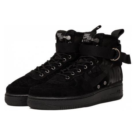 Buty Nike Special Field Air Force 1 Mid Black (917753-008)