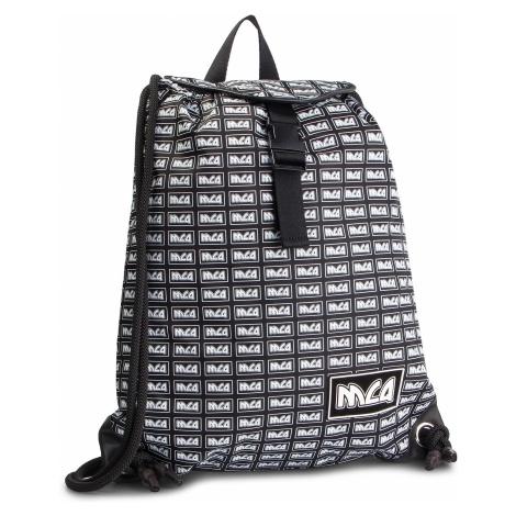 Plecak MCQ ALEXANDER MCQUEEN - Drawstring 543608 R4B81 1000 Darkest Black