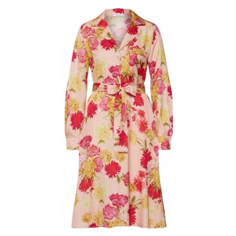 IBlues Sukienka 'tallio' różowy pudrowy