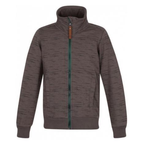 Loap DINGER brązowy 146-152 - Bluza chłopięca
