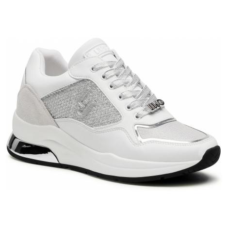 Sneakersy LIU JO - Karlie 51 BA1003 EX030 White 01111