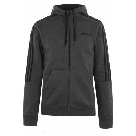 Bluza z kapturem męska Adidas Zip-up