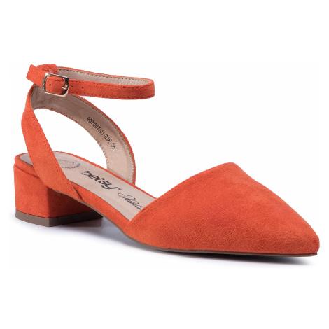 Sandały BETSY - 907007/01-03E Orange