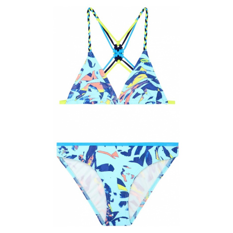 O'NEILL Bikini 'PG MACRAME' jasnoniebieski