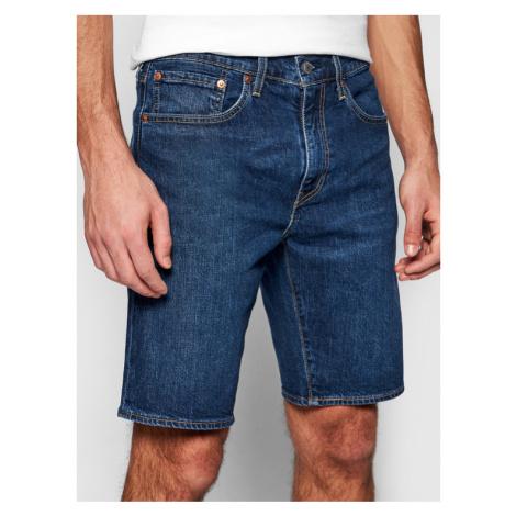 Levi's® Szorty jeansowe 405™ Standard 39864-0022 Granatowy Regular Fit Levi´s