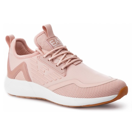 Sneakersy EA7 EMPORIO ARMANI - X8X030 XK053 00843 Evening Sand