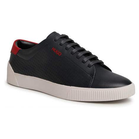 Sneakersy HUGO - Zero 50433525 10214384 01 Dark Blue 406 Hugo Boss