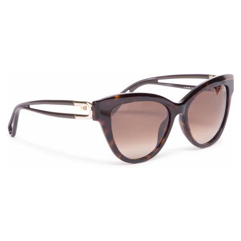 Okulary przeciwsłoneczne FURLA - Sunglasses SFU466 WD00007-ACM000-AN000-4-401-20-CN-D Havana
