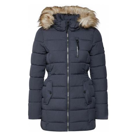 ONLY Płaszcz zimowy 'onlNORTH' jasny beż / ciemny beż / granatowy / brązowy