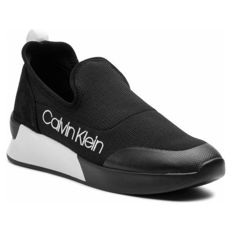 Sneakersy CALVIN KLEIN - Que E4451 Black