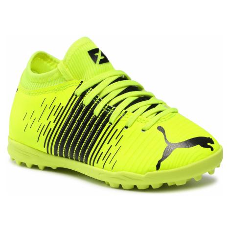 Buty PUMA - Future Z 4.1 Tt Jr 106403 01 Yellow Alert/Black/White
