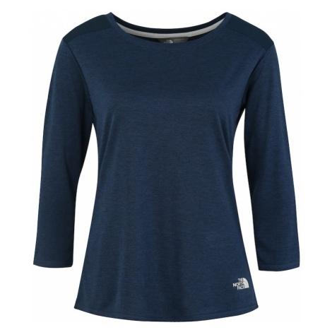 THE NORTH FACE Koszulka funkcyjna 'INLUX' niebieski / biały