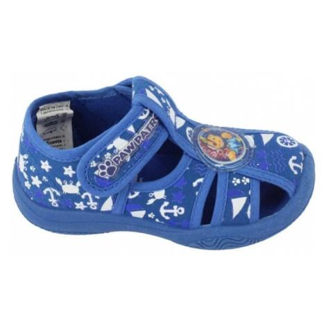 Disney by Arnetta sandały chłopięce Psi Patrol 27 niebieskie