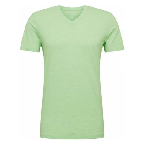 TOM TAILOR DENIM Koszulka neonowa zieleń