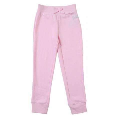 GAP Spodnie różowy