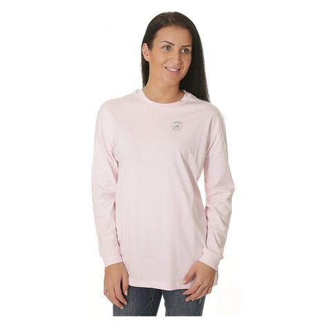 koszulka Converse Shine Pack LT Chest CP LS/10004664 - A03/Arctic Pink
