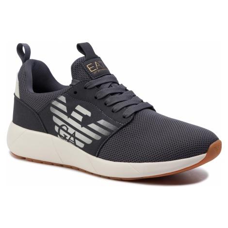 Sneakersy EA7 EMPORIO ARMANI - X8X023 XCC05 00454 Ombre Blue