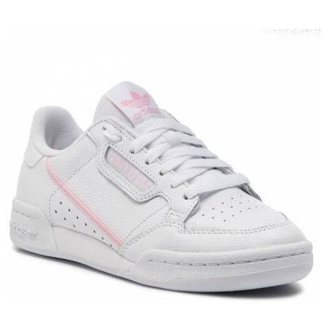 Buty adidas - Continental 80 W G27722 Ftwwht/Trupnk/Clpink