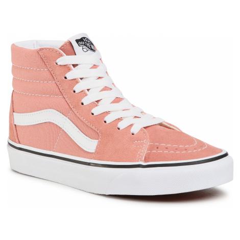 Sneakersy VANS - Sk8-Hi VN0A4BV61UL1 Rose Dawn/True White