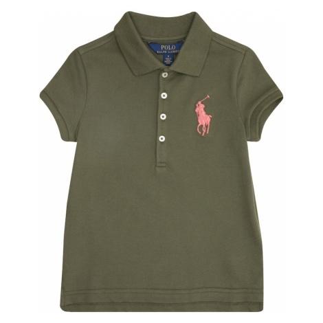 POLO RALPH LAUREN Koszulka oliwkowy