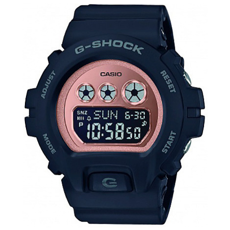 Zegarek G-SHOCK - GMD-S6900MC-1ER Black/Black Casio