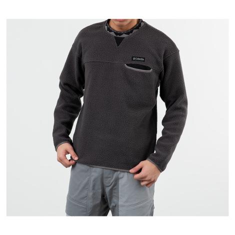 Columbia Wapitoo Fleece Pullover Grey