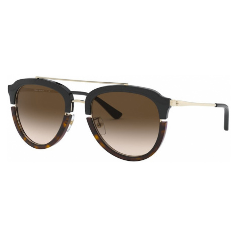 Tory Burch Okulary przeciwsłoneczne szary / beżowy