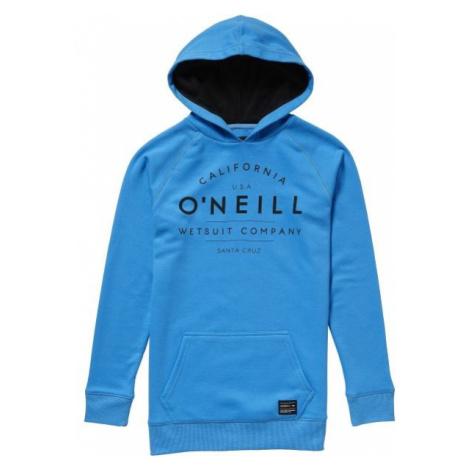 O'Neill LB O'NEILL HOODIE niebieski 128 - Bluza chłopięca