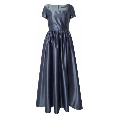 SWING Suknia wieczorowa niebieski