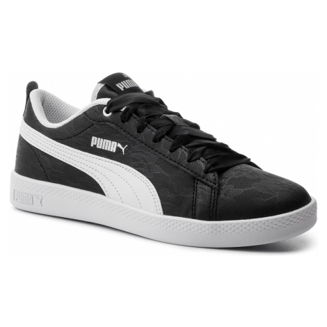 Sneakersy PUMA - Smash Wns V2 Summer Pac 369130 01 Puma Black/Puma White