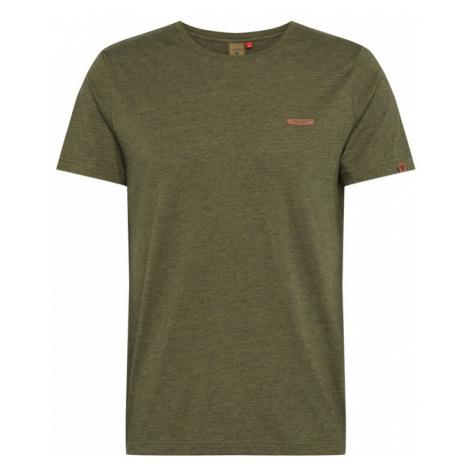 Ragwear Koszulka 'NEDIE' oliwkowy