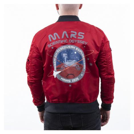 Kurtka męska Alpha Industries Ma-1 LW Mission To Mars 126106 328